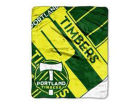 Portland Timbers The Northwest Company 50x60in Plush Throw Blanket Bed & Bath