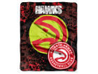 Atlanta Hawks The Northwest Company 50x60in Plush Throw Blanket Bed & Bath