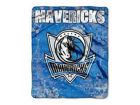 Dallas Mavericks The Northwest Company 50x60in Plush Throw Blanket Bed & Bath