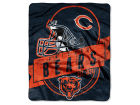 Chicago Bears The Northwest Company 50x60in Plush Throw Blanket
