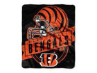 Cincinnati Bengals The Northwest Company 50x60in Plush Throw Blanket