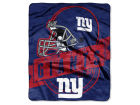 New York Giants The Northwest Company 50x60in Plush Throw Blanket