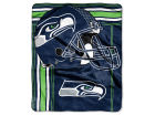 Seattle Seahawks The Northwest Company 50x60in Plush Throw Blanket