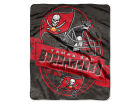 Tampa Bay Buccaneers The Northwest Company 50x60in Plush Throw Blanket