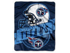 Tennessee Titans The Northwest Company 50x60in Plush Throw Blanket