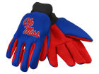 Mississippi Rebels Forever Collectibles Team Color Palm Gloves Gameday & Tailgate