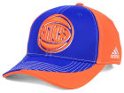 New York Knicks adidas NBA Dribble Series Adjustable Cap Hats