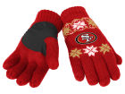 San Francisco 49ers Forever Collectibles Lodge Glove Apparel & Accessories