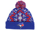 Toronto Blue Jays New Era MLB Glowflake 2.0 Knit Hats