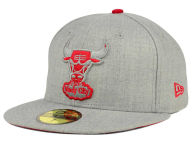 New Era NBA HWC Heather League Basic 59FIFTY Cap Fitted Hats