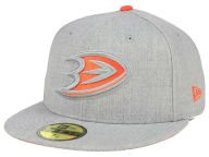 New Era NHL Heather League Basic 59FIFTY Cap Fitted Hats