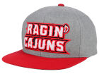 Louisiana Ragin' Cajuns NCAA Stacked Box Snapback Cap Adjustable Hats