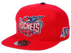 Houston Rockets Mitchell and Ness NBA 50th High Crown Fitted Cap Hats