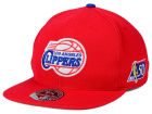 Los Angeles Clippers Mitchell and Ness NBA 50th High Crown Fitted Cap Hats