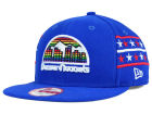 Denver Nuggets New Era NBA HWC Fine Side 9FIFTY Snapback Cap Adjustable Hats