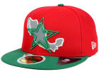 Dallas Cowboys New Era NFL Mexico State Flective 59FIFTY Cap Fitted Hats