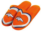 Denver Broncos Forever Collectibles Love Glitter Ladies Slide Slipper Apparel & Accessories