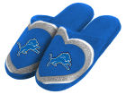 Detroit Lions Forever Collectibles Love Glitter Ladies Slide Slipper Apparel & Accessories