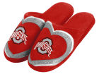 Ohio State Buckeyes Forever Collectibles Love Glitter Ladies Slide Slipper Apparel & Accessories