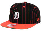 Detroit Tigers New Era MLB Vintage Pinstripe 9FIFTY Snapback Cap Adjustable Hats
