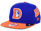 Denver Broncos New Era NFL LIDS 20th Anniversary 9FIFTY Snapback Cap Adjustable Hats