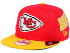 Kansas City Chiefs New Era NFL LIDS 20th Anniversary 9FIFTY Snapback Cap Adjustable Hats