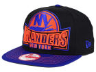 New York Islanders New Era NHL Grader 9FIFTY Snapback Cap Adjustable Hats