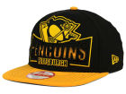 Pittsburgh Penguins New Era NHL Grader 9FIFTY Snapback Cap Adjustable Hats