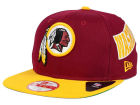 Washington Redskins New Era NFL LIDS 20th Anniversary 9FIFTY Snapback Cap Adjustable Hats