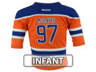 Edmonton Oilers Connor McDavid Reebok NHL Infant Replica Player Jersey Infant Apparel
