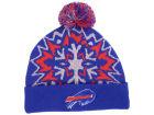 Buffalo Bills New Era NFL Glowflake 2.0 Knit Hats
