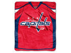 Washington Capitals The Northwest Company 50x60in Plush Throw Jersey Bed & Bath
