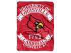 Louisville Cardinals The Northwest Company 60x80 Raschel Throw Bed & Bath
