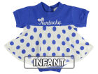 Kentucky Wildcats NCAA Infant Polka Dot Dress Infant Apparel