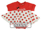 Louisville Cardinals NCAA Infant Polka Dot Dress Infant Apparel
