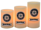 Seattle Mariners Flameless Wax Candles Home Office & School Supplies
