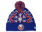 New York Islanders New Era NHL Glowflake 2.0 Knit Hats