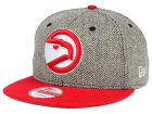 Atlanta Hawks New Era NBA Hardwood Classics Houndsteam Snapback Cap Adjustable Hats