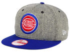 Detroit Pistons New Era NBA Hardwood Classics Houndsteam Snapback Cap Adjustable Hats