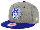 Minnesota Timberwolves New Era NBA Hardwood Classics Houndsteam Snapback Cap Adjustable Hats