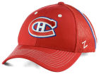 Montreal Canadiens Zephyr NHL Screenplay Flex Hat Stretch Fitted Hats