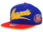 Denver Nuggets Mitchell and Ness NBA Billboard Script Snapback Cap Adjustable Hats