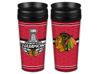 Chicago Blackhawks NHL 2015 Stanley Cup Champ Boelter Brands Event 14oz. Full Wrap Tumbler Kitchen & Bar