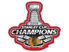 Chicago Blackhawks NHL 2015 Stanley Cup Champ Wincraft Acrylic Magnet - Event Pins, Magnets & Keychains