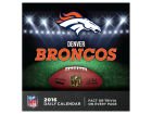 Denver Broncos 2016 Box Calendar Home Office & School Supplies