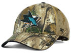 San Jose Sharks '47 NHL Real Tree Frost Cap Adjustable Hats