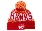Atlanta Hawks New Era NBA HWC Biggest Ugly Knit Hats