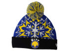 Golden State Warriors New Era NBA HWC Glowflake 2.0 Knit Hats