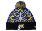 Indiana Pacers New Era NBA HWC Glowflake 2.0 Knit Hats
