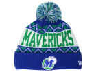 Dallas Mavericks New Era NBA HWC Biggest Ugly Knit Hats